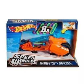 Hot Wheels Speed Winders Moto Giro Mattel Dpb66/bpb68