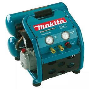 Makita Mac2400 Compresor Doble De Aire 2.5 Caballos D Fuerza
