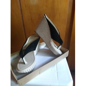Sandalias De Mujer Taco Chino Negras Talle 38 Hermosas 83802d5b067