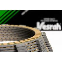 Jogo Discos Embreagem Vesrah Bmw F800gs F800r Vc-9013