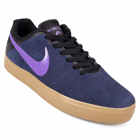 Nike SB Paul Rodriguez CTD LR - Zapatillas para Hombre, Color Gris Azul, Talla 44