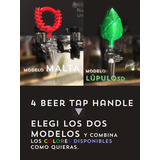Promo 4 Beer Tap Handle - Envio Gratis
