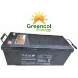 Bateria Sellada Agm 12v 200ah - Tb Plus