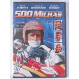 Dvd 500 Milhas Paul Newman Novo Original Lacrado!!