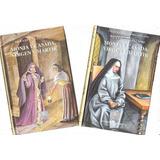 Monja Casada Virgen Y Mártir / 2 Tomos / Pasta Dura
