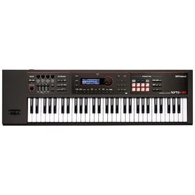Teclado Sintetizador Roland Xps30 61 Teclas Na Sonic Som
