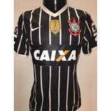 Corinthians #20 Danilo Patch Mundial 2013 Jogo Unif.2 Nike G
