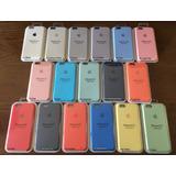 Funda Silicone Case Iphone 6/6s Apple Original