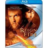 Blu-ray Reign Of Fire Importado Eeuu