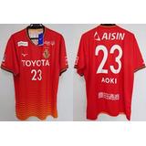 Camisa J League Japão Nagoya Grampus Especial 25 Ano 2018 Jô