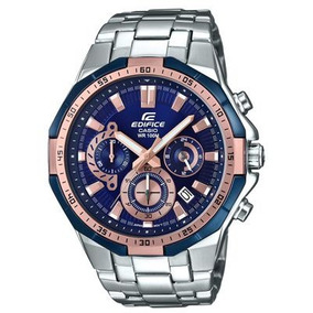 1619990b7cc Casio Edifice Rose Esportivo Masculino - Relógios De Pulso no ...