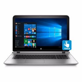 Notebook Hp Envy Full Hd Ips Touchscreen 17.3 Core I7-7500u