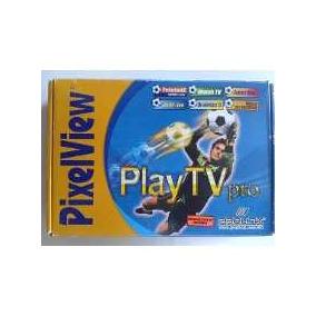 Placa De Tv Pixelview Bt878p + Fm Placa De Tv Rev.9f