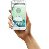 Pelicula Gel Motorola Moto G4 Plus Celular Top Tela Curva