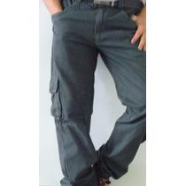 Pantalon Camuflado De Hombre