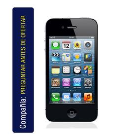 Iphone 4s 16gb Redes Sociales Cam 8mp Gps Salida Tv