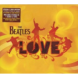 S07 Cd / Dvd-audio The Beatles - Love 5.1. Canais Surround