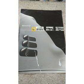 Catálogo Folder Renault Twingo Possui Detalhes. N Logan Clio