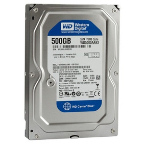 Disco Duro 500gb Sata Pc 3.5 7200rpm Nuevo Sellado Fabrica!