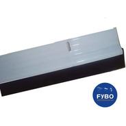 Zocalo Aluminio Blanco 100 Cm Puertas  Burlete