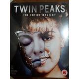 Blu Ray Box Twin Peaks The Entire Mistery Lacrado 10 Discos