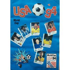 Álbum De Prêmios Copa Do Mundo 1994 - Digitalizado