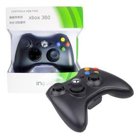 Controle Com Fio Para Xbox 360 Inova