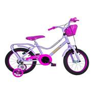 Bicicleta Monark Brisa Aro 16  Feminina