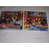 Superheroes Lego X Tres.