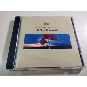 Depeche Mode - Music For The Masses - Made In Europe