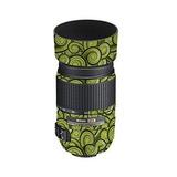 Lensskins Green Swirl For Nikon 55-300mm F4.5-5.6g Ed Vr (n5