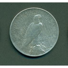 Moneda Estados Unidos 1 Dolar Plata 1922
