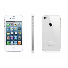 Iphone Apple 4 De 8gb 3.5 Pulg Desbloq. Reacondicionado B
