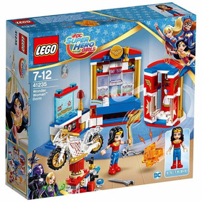 Lego Super Heroes 41235 Wonder Woman Residencia Universidad