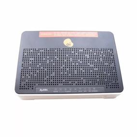 Modem Roteador Wi-fi Zyxel Amg1202-t10b Oi Velox