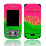 Capa Adesivo Skin358 Para Samsung B5702 Duos