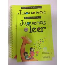 Juguemos A Leer Cuaderno Ejercicios Y Libro De Lectura