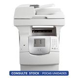 Impresora Multifunción Láser Lexmark X642e Districomp