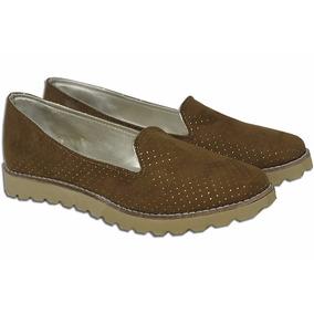 Zapatos Chatitas Mocasines D Mujer Talles Grandes Especiales