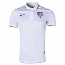 Oferta Jersey Nike Selección Usa Estados Unidos Mundial 2014