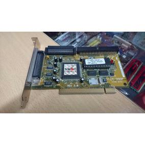 Tekram Dc-390f Pci Ultra Wide Scsi Controller Card