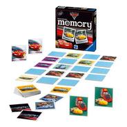 Memoria Juego De Mesa Cars 3 Ravensburger Disney Pixar