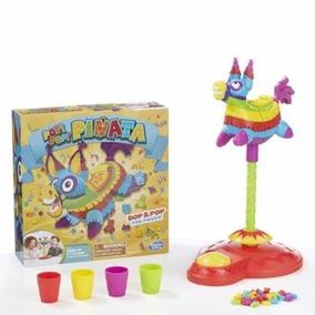 Pop Pop Piñata Español Juego De Mesa Original Hasbro