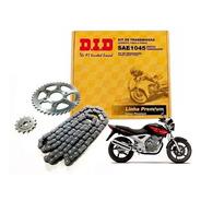 Kit Did Brasil Honda Cbx 250 Twister Con Oring Sti Moto Full