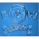Cortadores De Reposteria Paw Patrol 14 Piezas