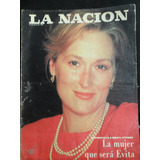 Revista La Nacion 1989 Meryl Streep Re5