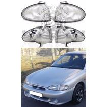 Pisca Dianteiro Hyundai Acent 94/97 - 2 Portas Novo Lado Esq