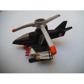 Helicoptero Zi-9000 Assault Copter Micro Machines Lgti