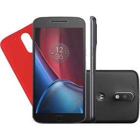 Celular Android Smartphone Moto G4 Gps 5.5 4g 2 Chip 32gb