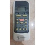 Control Original Para Minisplit Westinghouse R51i19/bge